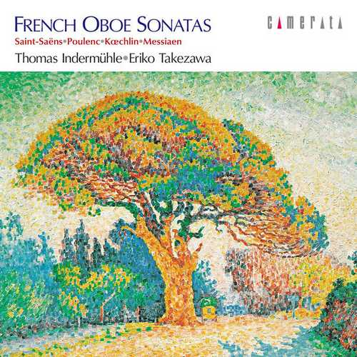 Indermühle, Takezawa: French Oboe Sonatas (FLAC)