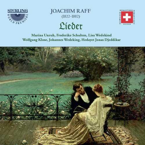 Joachim Raff: Lieder (FLAC)