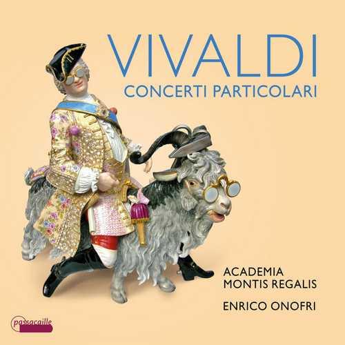 Onofri: Vivaldi - Concerti Particolari (24/192 FLAC)