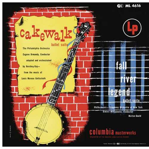 Ormandy: Gottschalk - Cakewalk, Gould - Fall River Legend (FLAC)