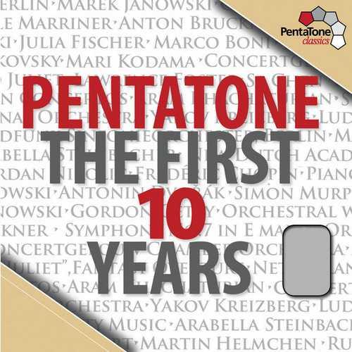 Pentatone the First 10 Years (24/96 FLAC)
