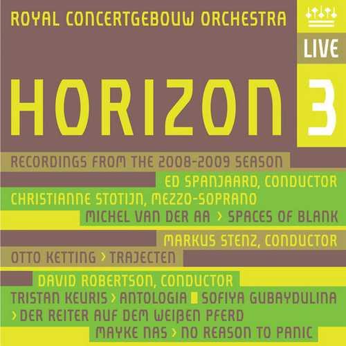 Royal Concertgebouw Orchestra - Horizon 3 (24/96 FLAC)