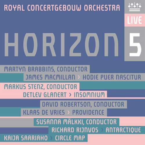 Royal Concertgebouw Orchestra - Horizon 5 (24/96 FLAC)