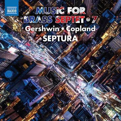 Septura: Music for Brass Septet vol.7 (24/96 FLAC)