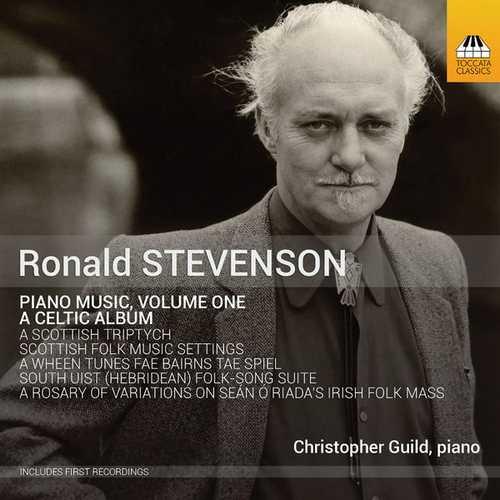 Stevenson - Piano Music vol.1 (FLAC)
