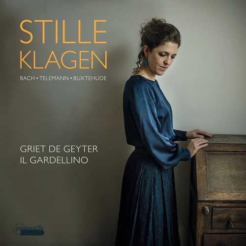 Stille Klagen: Bach, Telemann, Buxtehude (24/192 FLAC)