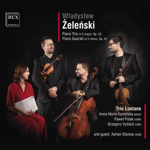 Trio Lontano: Żeleński - Chamber Works (24/96 FLAC)
