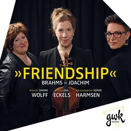Simone Wolff, Lena Eckels, Sophie Harmsen - Friendship (FLAC)