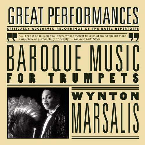 Wynton Marsalis: Baroque Music for Trumpets (FLAC)
