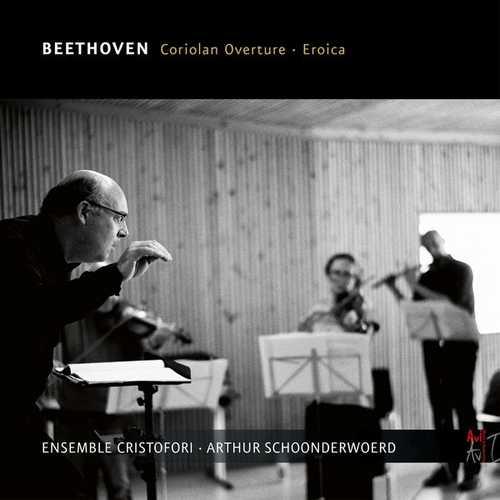 Cristofori, Schoonderwoerd: Beethoven - Coriolan Overture, Eroica (24/96 FLAC)