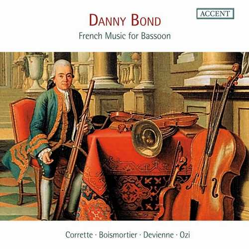 Danny Bond: French Music for Bassoon (FLAC)