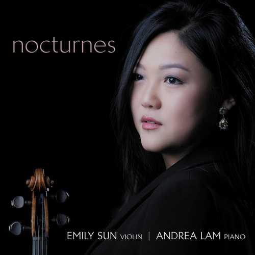 Emily Sun, Andrea Lam - Nocturnes (FLAC)