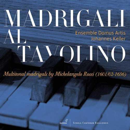 Ensemble Domus Artis: Madrigali al Tavolino (24/96 FLAC)