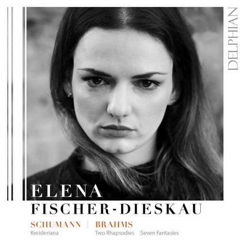 Fischer-Dieskau: Schumann - Kreisleriana, Brahms - Two Rhapsodies, Seven Fantasies (24/96 FLAC)