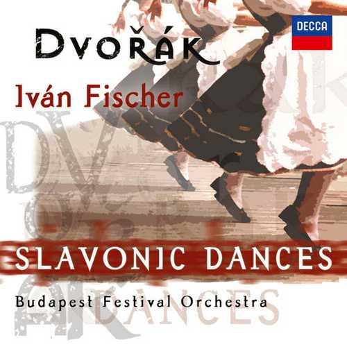 Fischer: Dvorák - Slavonic Dances (24/96 FLAC)