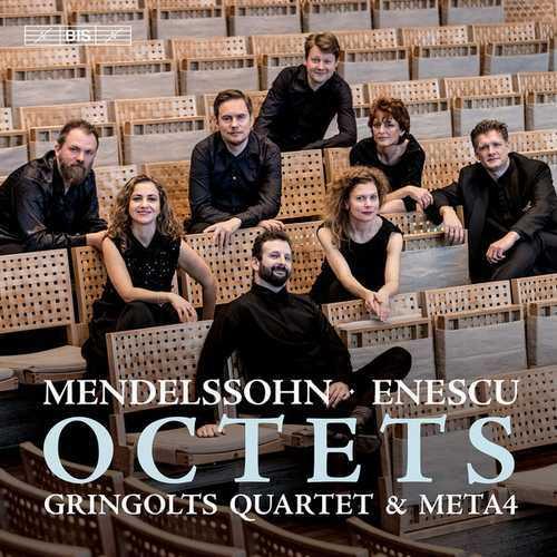 Gringolts Quartet, Meta4: Mendelssohn, Enescu - Octets (24/96 FLAC)