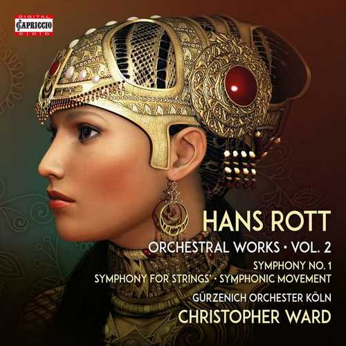 Hans Rott: Complete Orchestral Works vol.2 (24/96 FLAC)