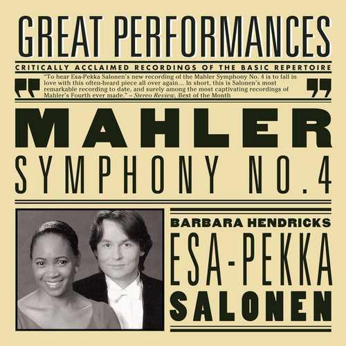 Hendricks, Salonen: Mahler - Symphony no.4 (FLAC)