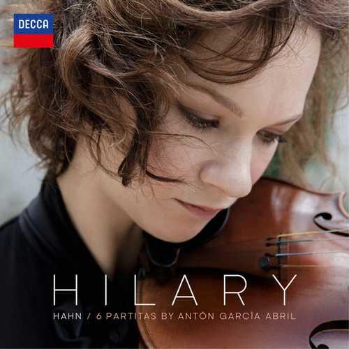 Hilary Hahn: 6 Partitas by García Abril (24/96 FLAC)