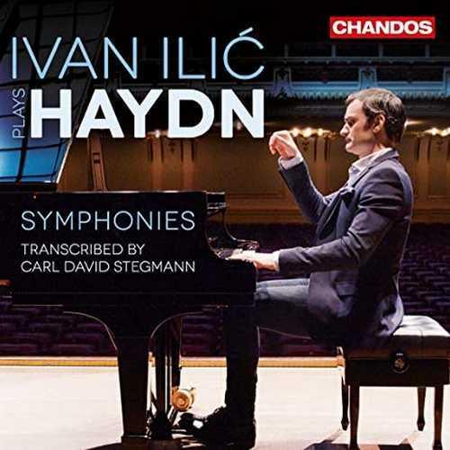 Ivan Ilić plays Haydn Symphonies (24/96 FLAC)