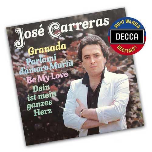 José Carreras - Granada (FLAC)
