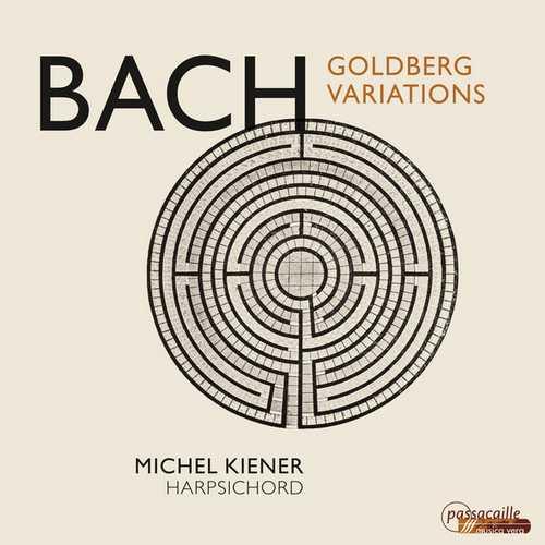 Kiener: Bach - Goldberg Variations (24/96 FLAC)