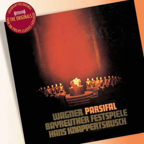 Knappertsbusch: Wagner - Parsifal. Live (FLAC)
