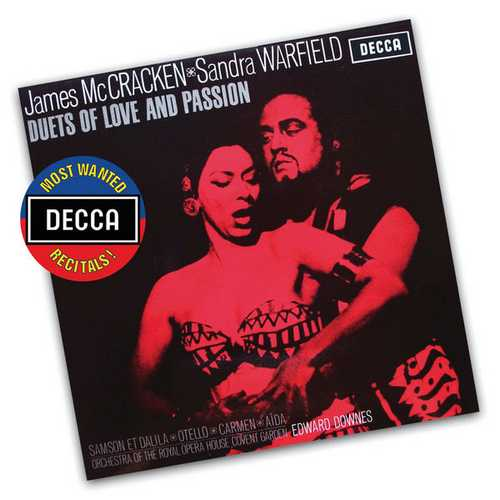 McCracken, Warfield: Duets Of Love And Passion (FLAC)