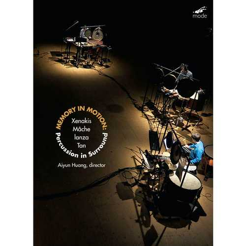 Memory in Motion: Percussion in Surround (FLAC)