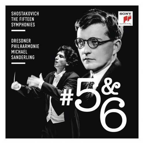 Michael Sanderling: Shostakovich - Symphonies no.5 & 6 (24/96 FLAC)