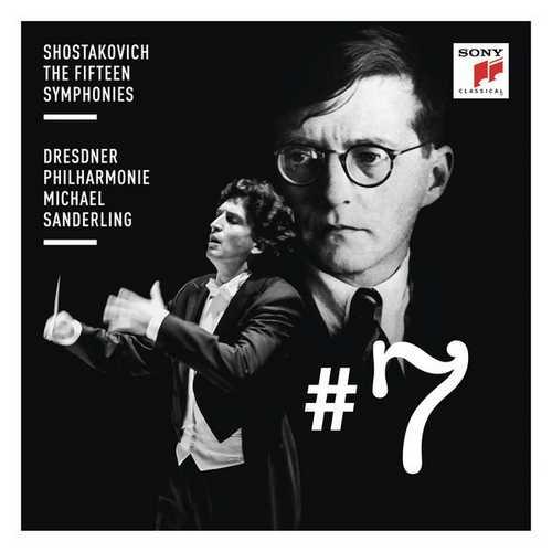 Michael Sanderling: Shostakovich - Symphony no.7 (24/96 FLAC)