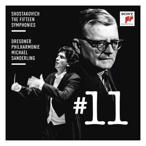 Michael Sanderling: Shostakovich - Symphony no.11 (24/96 FLAC)