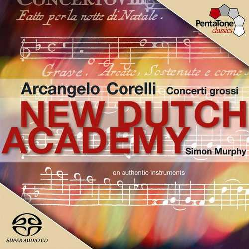 Murphy: Corelli - Concerti Grossi (24/96 FLAC)