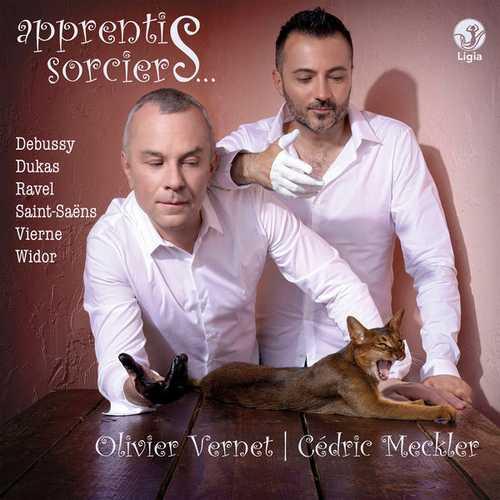 Olivier Vernet, Cédric Meckler - Apprentis sorciers (24/88 FLAC)