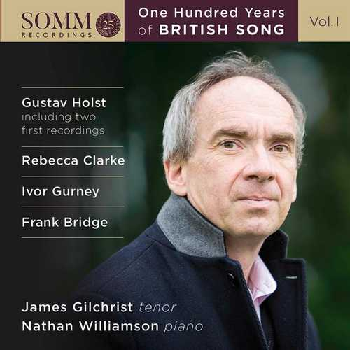 One Hundred Years of British Song vol.1 (24/88 FLAC)