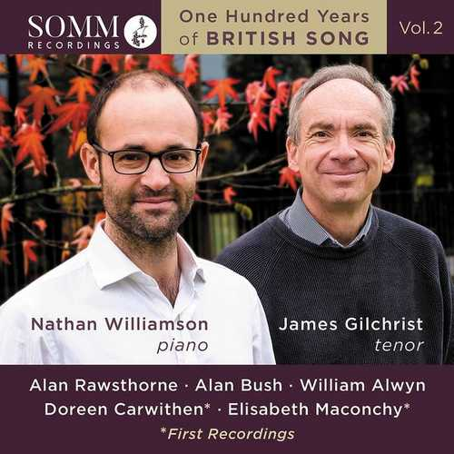 One Hundred Years of British Song vol.2 (24/88 FLAC)