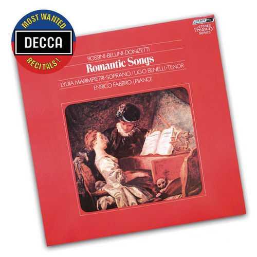 Rossini, Bellini, Donizetti - Romantic Songs (FLAC)