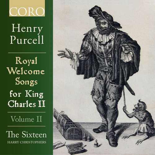 Royal Welcome Songs for King Charles II vol.2 (24/96 FLAC)