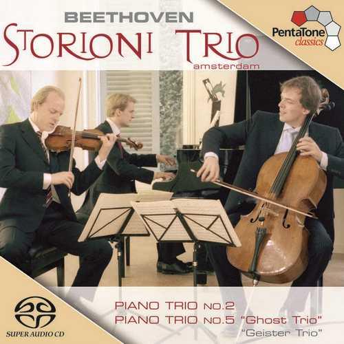 Storioni Trio: Beethoven - Piano Trio no.2 & 5 (24/96 FLAC)