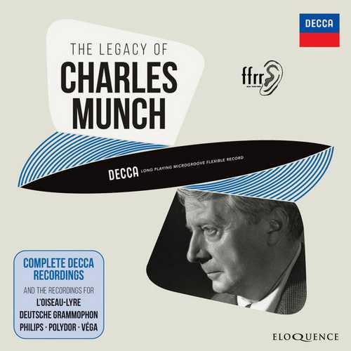 The Legacy of Charles Munch (FLAC)