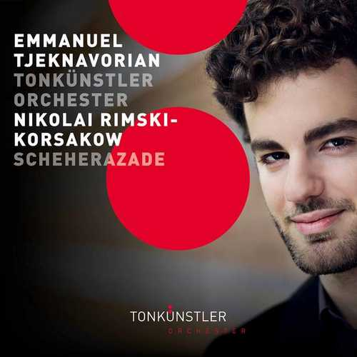 Tjeknavorian: Rimski-Korsakov - Scheherazade (24/192 FLAC)