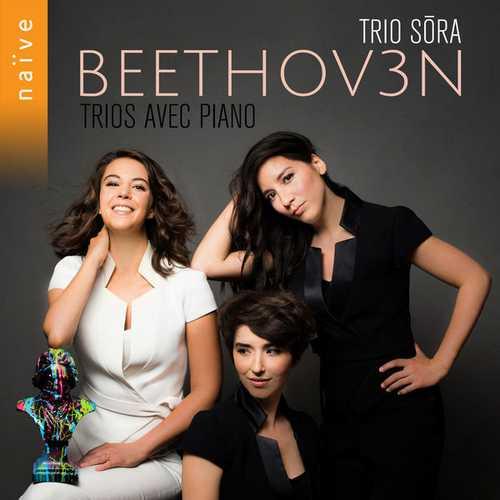 Trio Sōra: Beethoven - Complete Piano Trios (24/96 FLAC)