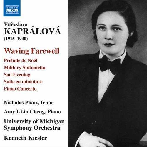 Vítězslava Kaprálová - Waving Farewell (FLAC)