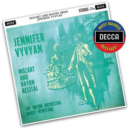 Jennifer Vyvyan - Mozart and Haydn Recital (FLAC)
