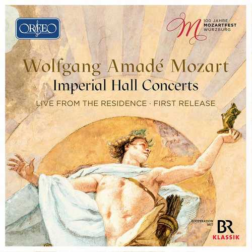 Wolfgang Amadé Mozart - Imperial Hall Concerts (FLAC)