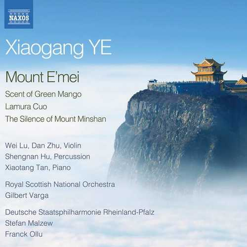 Xiaogang Ye - Orchestral Works (FLAC)