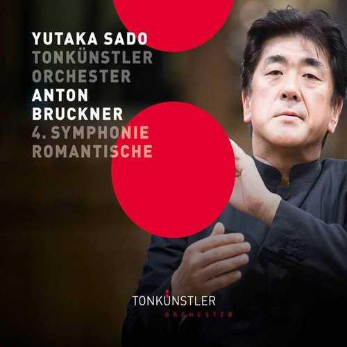 """Sado: Bruckner - Symphony no.4 """"Romantic"""" (24/48 FLAC)"""