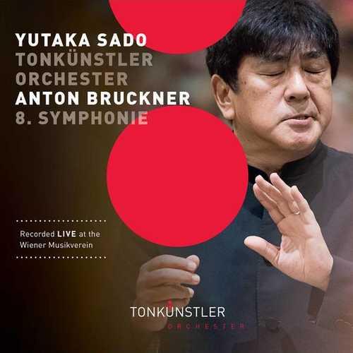 Sado: Bruckner - Symphony no.8 (24/48 FLAC)