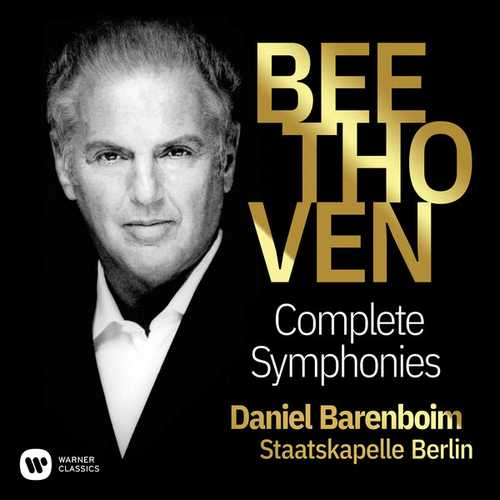 Barenboim: Beethoven - Complete Symphonies (24/96 FLAC)