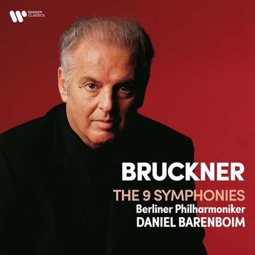 Barenboim: Bruckner - The 9 Symphonies (FLAC)